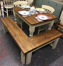shabby chic farmhouse table fabulous small pine farmhouse table with 2 chairs and corner bench