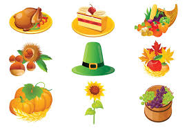 Thanksgiving Vector Art Thanksgiving Icons Vector Pack Download Free Vector Art Stock
