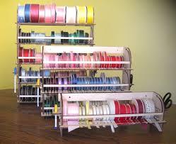 ribbon holders ribbon holder rack organizer