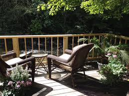 peaceful riverfront retreat near asheville dining nightlife and
