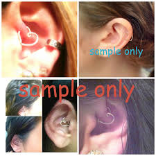 top earing i this i need one for my top of the ear earring twist