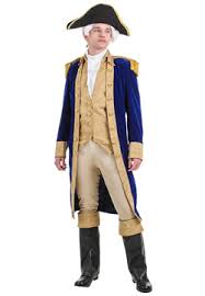 costumes for men president george washington costumes for boys and men