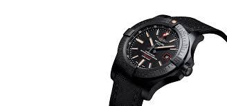 breitling black friday breitling avenger blackbird 44 black coated titanium watch