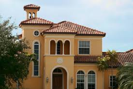 Luxury Spanish Style Homes Spanish Style Homes With Red Roof Mediterranean Style Florida