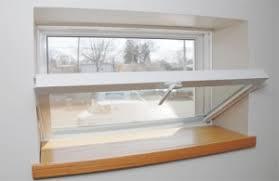 Replacing A Basement Window by How Do You Install A Hopper Window