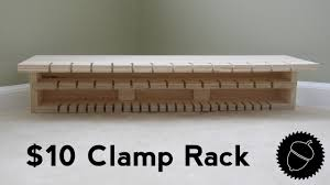Craftsman 40442 by How To Make The Ultimate Clamp Rack For Only 10 00 Youtube