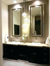 Pendant Lighting In Bathroom Charming Houzz Bathroom Lighting Bathroom Lighting Small Bathroom