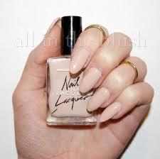 review american apparel u0027s u201cmannequin u201d nail polish