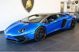 chrome blue lamborghini aventador 18 lamborghini aventador sv for sale dupont registry