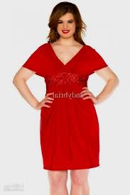 red dresses for plus size women discount evening dresses