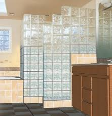 glass block designs for bathrooms seattle glass block glass block shower glass block showers glass
