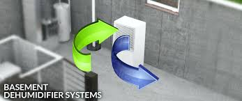 basement dehumidifier systems home design styles