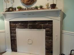 fireplace cover up how to cover up a fireplace diy beadboard cover the fireplace