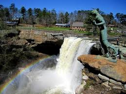 noccalula falls christmas lights 2017 search for waterfall greater gadsden