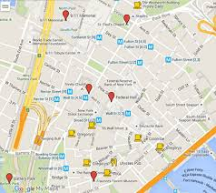downtown manhattan map best coffee shops in nyc manhattan neighborhood guide with