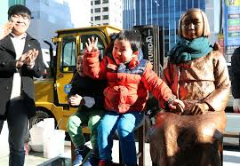 Comfort Women Japan Japanese Media Critical Of New Comfort Woman Statue In Busan