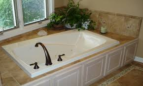 bathroom tile ideas around tub interior design