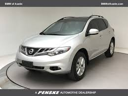 nissan murano 2011 used nissan murano 2wd 4dr sl at bmw of austin serving austin