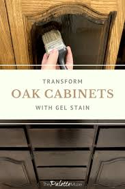 what is gel stain for cabinets painting and staining cabinets for bath makeover the