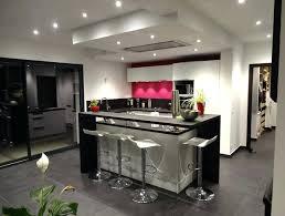 modele cuisine avec ilot central table cuisine ilo central cuisine ilot central bar arrondi soskarte info