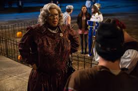 weekend box office winner a madea halloween surprise collider