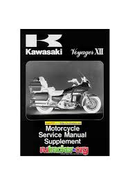 kawasaki voyager xii documents