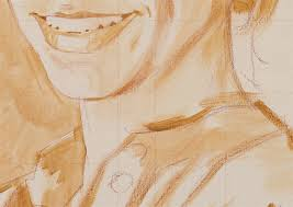 pencil for painting why use colored pencil for the underdrawing painting portrait tips