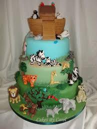 Noah S Ark Decorations 209 Best Noah U0027s Ark Cakes Images On Pinterest Noahs Ark Cake