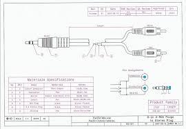 255 037 6 inch 2 rca male plug to 3 5mm stereo male plug