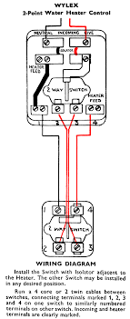 wiring a immersion heater switch diagram ponent year kenmore