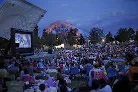 Botanic Gardens Open Air Cinema 2018 Summer Outdoor Concert Lineup