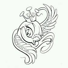 new school tattoo drawings black and white sparrow tattoo drawing at getdrawings com free for personal use