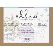 Homedics 3 Ellia Com Ellia Calm And Concentration Essential Oil 3 Pack