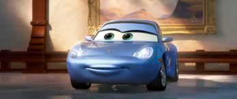 cars sally and lightning mcqueen kiss image gallery sally carrera