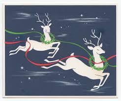 christmas deer doe a deer a reindeer the spirit of christmas