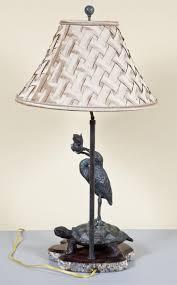Maitland Smith Lamp Shades by Maitland Smith Crane Lamp