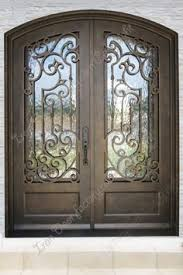 image result for european ornamental iron entry doors ornamental