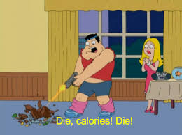 American Dad Meme - you heard me die calories die best pinterest dad meme