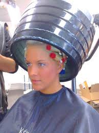 sissy boys hair dryers under the dryer hood under the dryer hood pinterest hoods