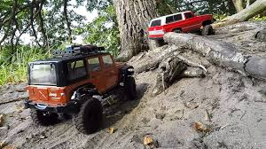 jeep nukizer axial 1986 chevrolet k 5 blazer u0026 jeep wrangler unlimited rubicon