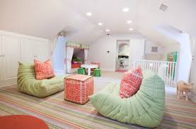 kids playroom wonderful exles of repurposing an attic for kids playroom