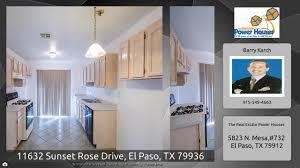 kitchen cabinets el paso tx 11632 sunset rose drive el paso tx 79936 youtube