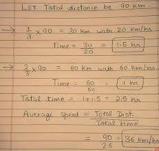 Speed Of Light In Miles Per Hour Mathematical Puzzles A Car Covers 1 3 Of The Distance With A