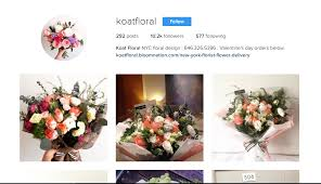 Flower Delivery Nyc Koat Floral Peony And Garden Roses