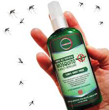 natural mosquito repellents best natural mosquito repellent spray deet free travel insect
