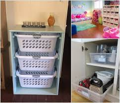 organize home organize your home with plastic bins and baskets