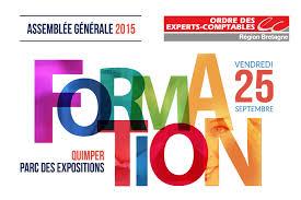 chambre des experts comptables assemblée générale 2015 quimper ordres des experts comptables