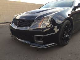 2010 used cadillac cts v 2010 cadillac cts v 4dr sedan w 6 speed