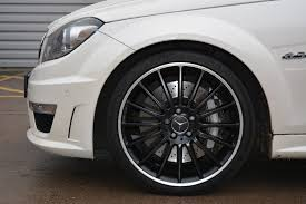 mercedes c63 amg alloys mercedes c63 amg alloy wheel refurbishment back to oe finish