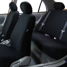 used lexus suv ebay 8 piece lowback flat cloth full set auto seat covers ebay